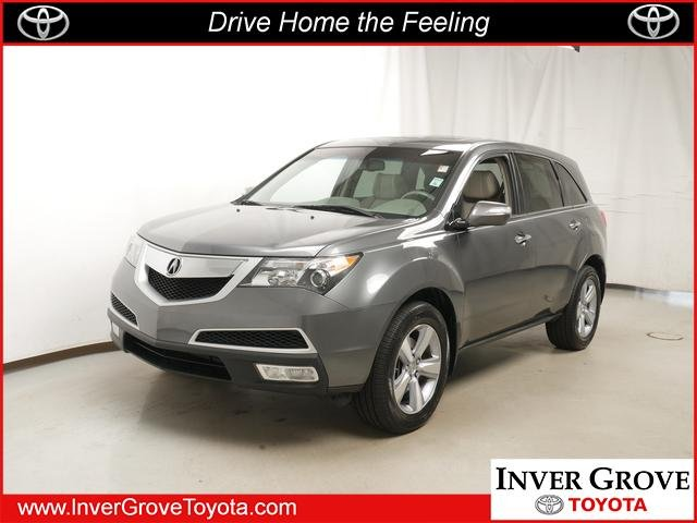 PreOwned Acura MDX Tech Pkg Sport Utility In Inver Grove - Acura mdx pre owned