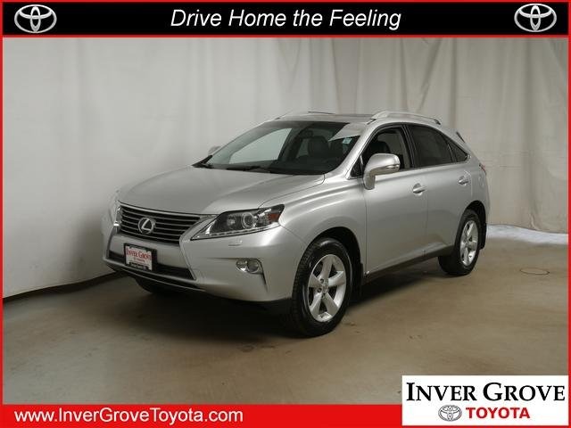 Pre-Owned 2013 Lexus RX 350 Sport Utility in Inver Grove Heights ...