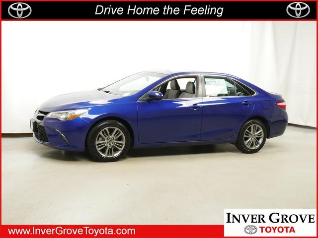Certified Pre-Owned 2016 Toyota Camry SE 4dr Car