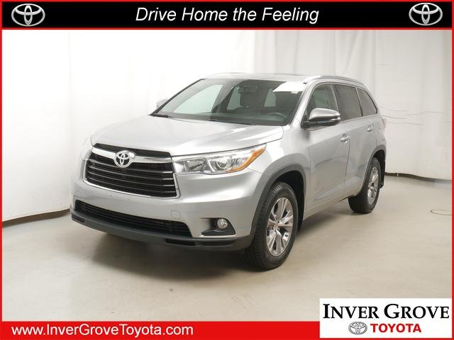 Certified Pre Owned 2015 Toyota Highlander L