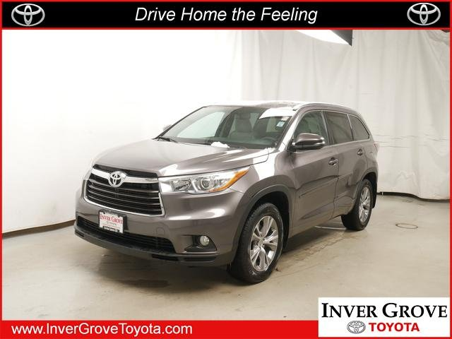 Certified Pre-Owned 2015 Toyota Highlander L