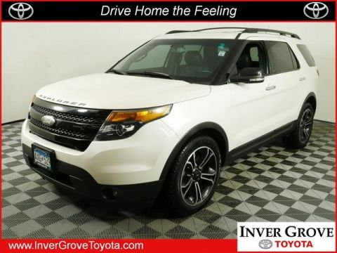 Pre-Owned 2014 Ford Explorer Sport