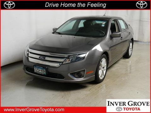2010 Ford Fusion Oil Change >> Pre Owned 2010 Ford Fusion Sel 4dr Car
