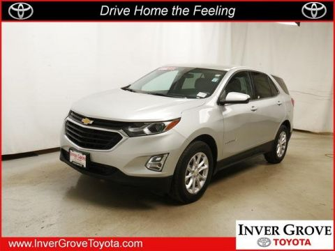 Pre Owned  Chevrolet Equinox Lt
