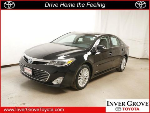 Certified Pre-Owned 2015 Toyota Avalon Hybrid LTD