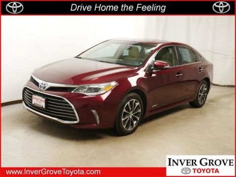 Certified Pre-Owned 2016 Toyota Avalon Hybrid TRG