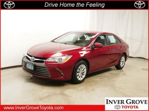 Certified Pre Owned 2016 Toyota Camry Hybrid Le 4dr Car