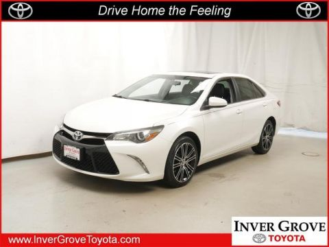 Certified Pre Owned 2016 Toyota Camry Se 4dr Car