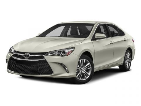 Pre-Owned 2017 Toyota Camry SE