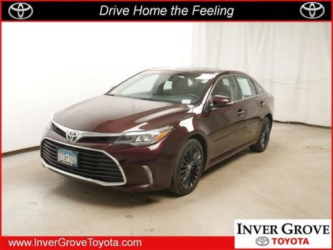 Certified Pre-Owned 2016 Toyota Avalon TRG