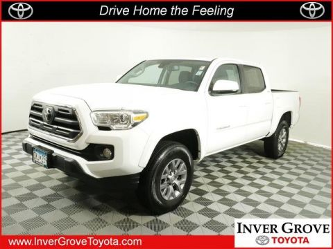 Certified Pre-Owned 2019 Toyota Tacoma 4WD SR5