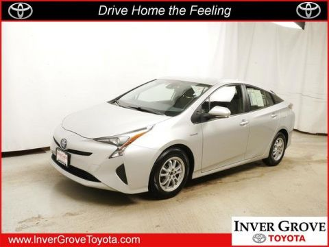 Certified Pre Owned 2017 Toyota Prius Std Hatchback