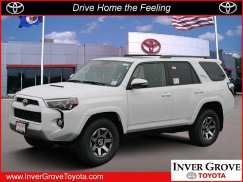 2019 Toyota 4runner Features Inver Grove Toyota
